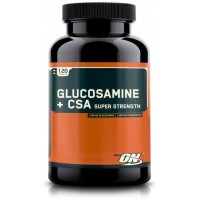 Glucosamine Plus CSA Super Strength (120таб)