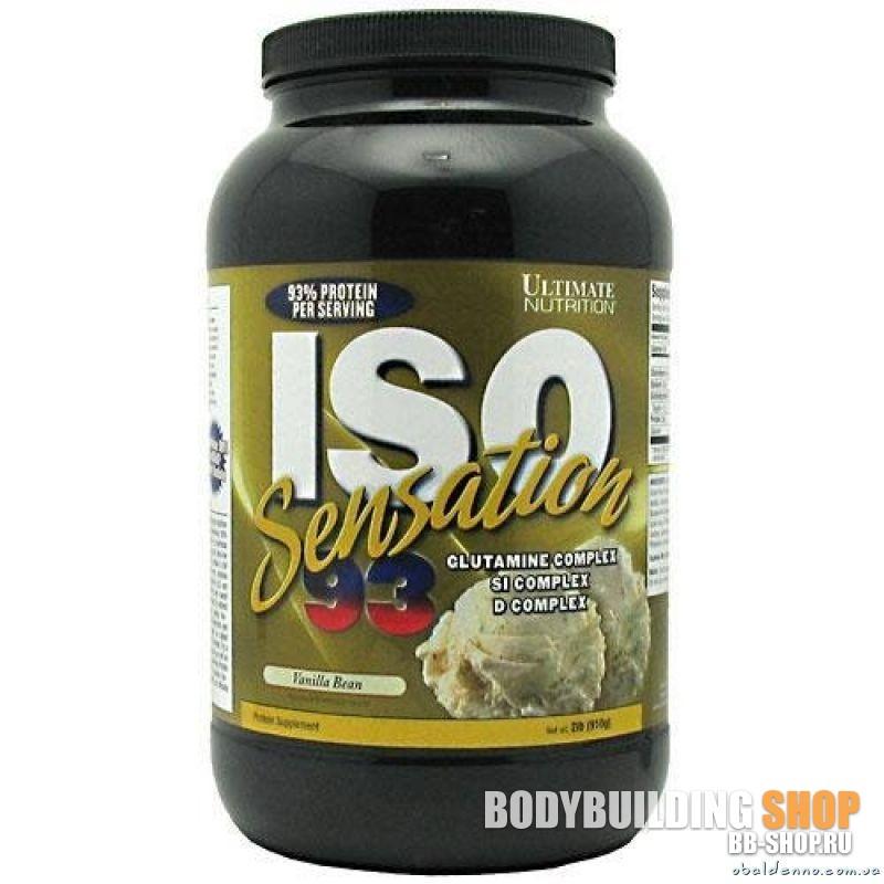 купить протеин iso sensation ultimate nutrition