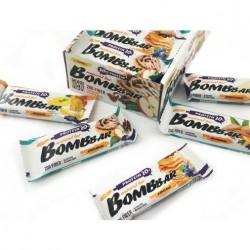Новинка! Протеиновые батончики BombBar!