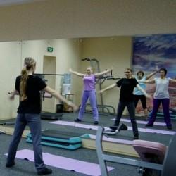 Фитнес клуб аттика